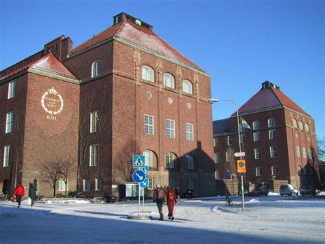 Kth Royal Institute Of Technology, Stockholm, Stockholm