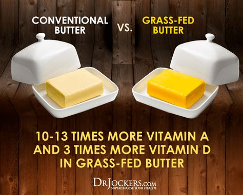 6 Powerful Nutrients and Ways to Use Grass Fed Butter