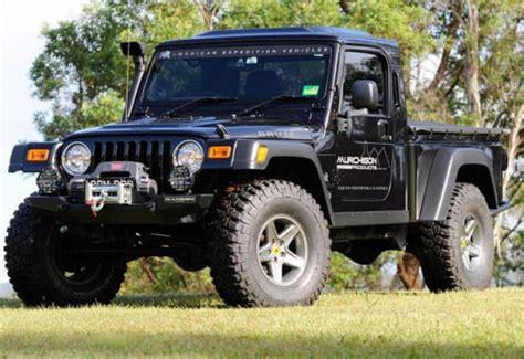 wildest jeep  australia car news carsguide
