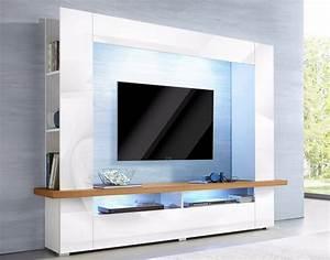 Tv Wand Weiß : mediawand breite 190 cm online kaufen otto ~ Sanjose-hotels-ca.com Haus und Dekorationen