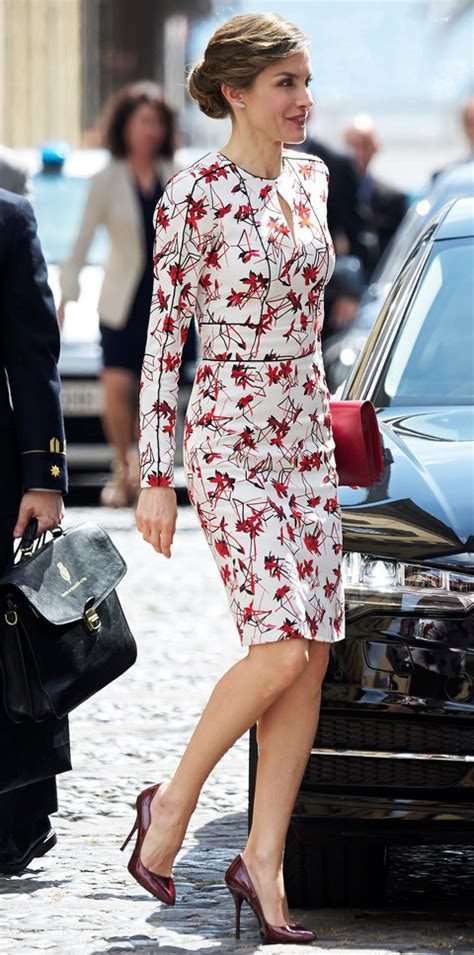 Queen Letizia of Spainu0026#39;s Most Captivating Style Moments | InStyle.com