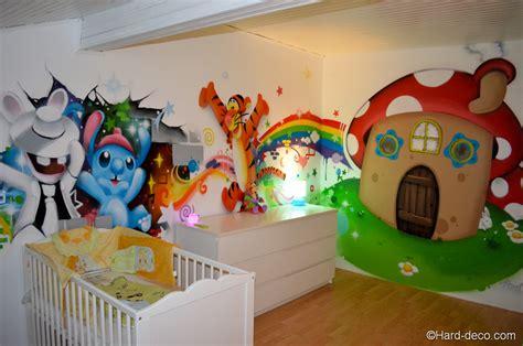 chambre de bébé disney déco chambre bebe walt disney