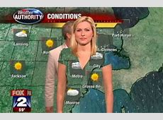 Fox 2 presenter shows why meteorologists definitely