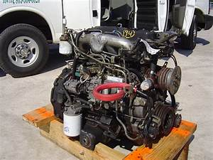 Isuzu Diesel Engine 4bd2 Npr Gmc W3500 W4500 Chevy W4 W5