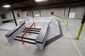 Fundraiser by Christiaan Cokas : an indoor skate park