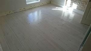 accueil renovation parquets et escaliers With teinte parquet blanc