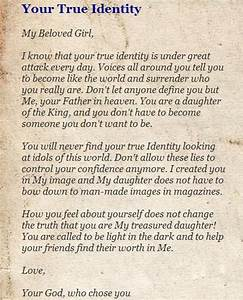 princesses With love letters from god to his princess