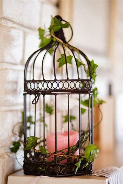 how to decorate bird cages using bird cages for decor 46 beautiful ideas digsdigs