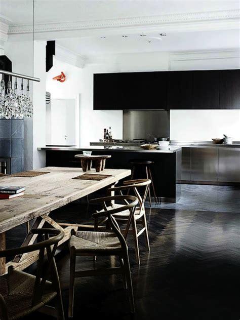 cuisine sol noir cuisine sol noir brillant cuisine sol noir