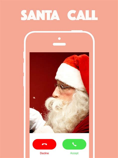 santa claus calls you santa call naughty or nice apprecs