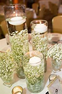Submerged Baby's Breath for a Winter Wedding | Water ...