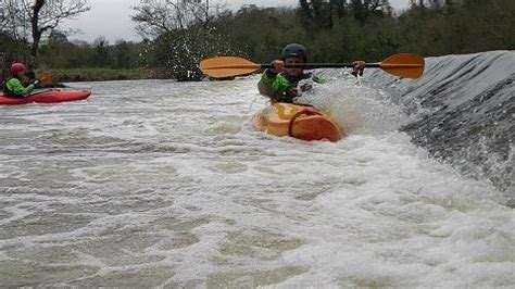 Progressive Ta Boat Show by Outdoor Adventure Activities White Water Paddling