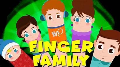 Rhymes Finger Nursery Songs Song Rhyme Preschool