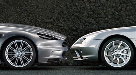 Aston Martin And Mercedes 'to Strike '�300m Deal'