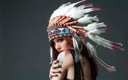Native Headdress Americans Desktop Wallpapers Background Backgrounds