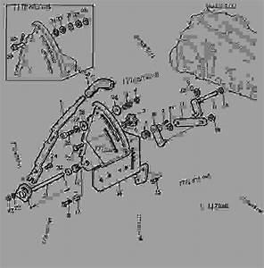John Deere 2155 Fuel Injector Parts Diagram