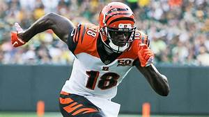 A.J. Green senses new 'vibe' from Bengals, retained coach ...