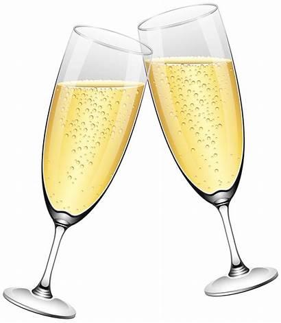 Champagne Glasses Clip Glass Clipart Transparent Web