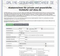 Gebühren Paypal Berechnen : vier schlaue web portale f r ebay nutzer ~ Themetempest.com Abrechnung