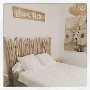 Tete De Lit Bois Sculpté : t tes de lit en bois faire soi m me notre top 5 ~ Teatrodelosmanantiales.com Idées de Décoration