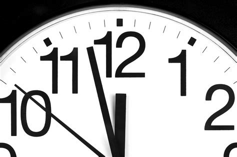 Leap Second To Be Added To The Clock In June
