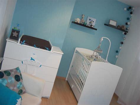 chambre bébé blanche et grise davaus chambre marron turquoise avec des idées