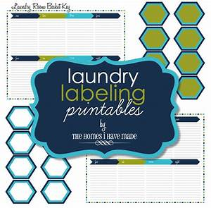 laundry labeling printables the homes i have made With free printable laundry labels