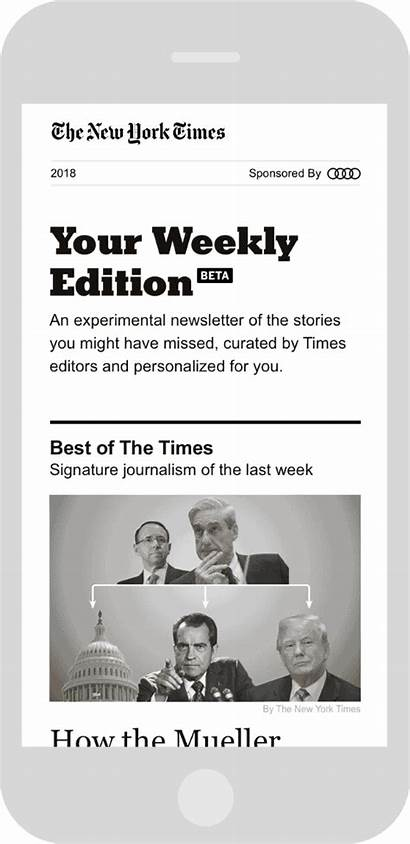 Weekly Times York Newsletter Edition Sponsored