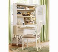 white secretary desk Small White Secretary Desk - Home Furniture Design