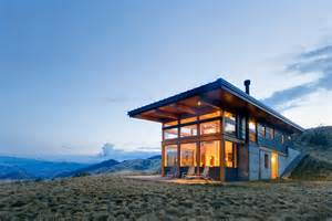 Luxury House Plans With Basements by Nahahum Canyon Residence Modern Cabins