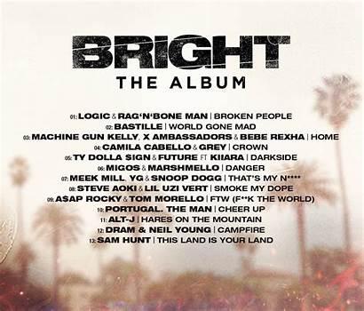 Bright Ty Dolla Sign Album Soundtrack Tracklist