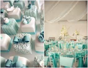 wedding themes how to plan a blue theme wedding