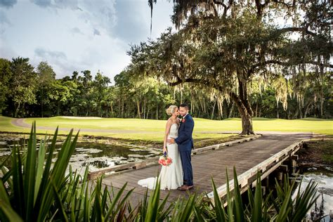 Coral & Navy Winery Inspired Tampa Palms Golf & Country