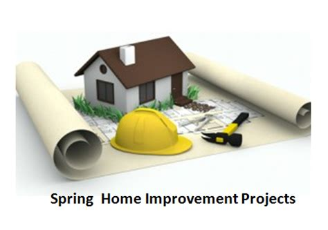 home improvement projects home security mn spring renovation project
