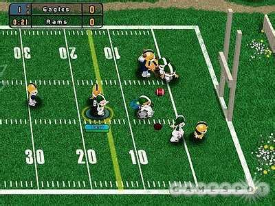 Backyard Football Pc by Backyard Football 2004 Gamespot