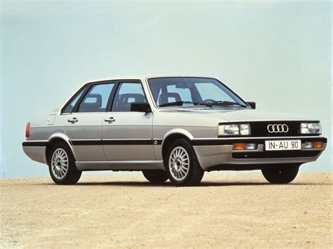Audi 90 1984 1987