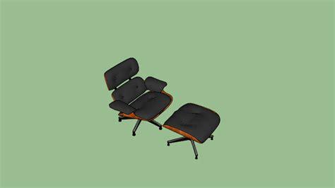 Eames Replica Arm Chair (patchwork)