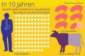 Wasserverbrauch Berechnen : fleischkonsum der online rechner vegane gesellschaft sterreich ~ Themetempest.com Abrechnung