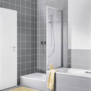 Badewanne Und Dusche Nebeneinander : kermi nova 2000 seitenwand verk rzt auf badewanne ~ Lizthompson.info Haus und Dekorationen