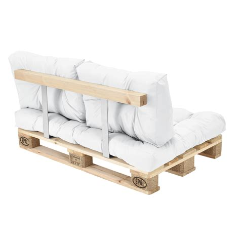 canapé exterieur en palette en casa coussins de palette en extérieur canapé