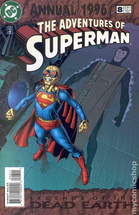 comic books  legends   dead earth