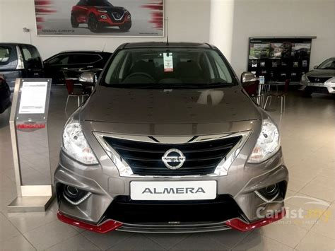Nissan Almera 2018 E 1.5 In Selangor Automatic Sedan Brown