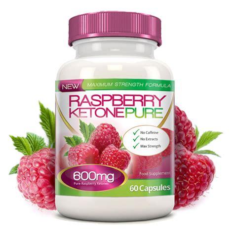 Raspberry Ketone Pure Max Strength 600mg (60 Capsules) in Pure Raspberry Ketones at Evolution