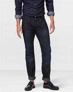Herren jeans regular straight
