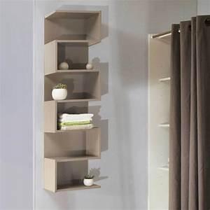 Etagere Escalier But : generique etagere escalier taupe ~ Teatrodelosmanantiales.com Idées de Décoration