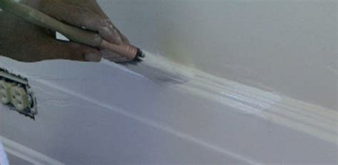 Painting Baseboards On Carpet by Painting Baseboards In A Carpeted Room How To Build A House