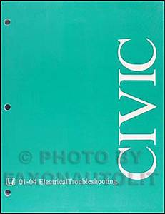 2004 Honda Civic Electrical Wiring Diagram Manual