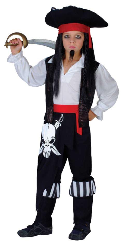 boys pirate captain blackheart costume pirate fancy