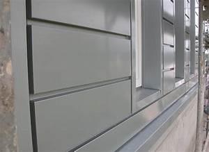 Außenwand Deko Metall : fassadenbekleidung schmitz bedachungen ~ Sanjose-hotels-ca.com Haus und Dekorationen