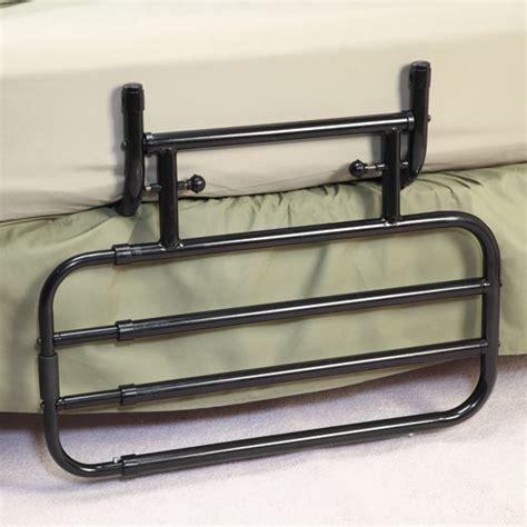 Ez Adjust Bed Rail by Ez Adjust Bed Rail Bed Rails For Seniors Easy Comforts